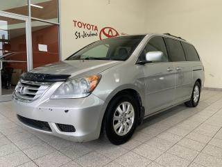 Used 2009 Honda Odyssey * EX-L * CUIR * TOIT * MAGS * DVD * for sale in Mirabel, QC