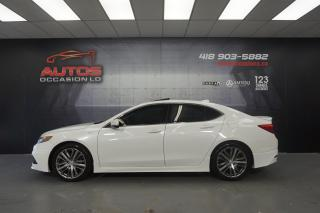 Used 2016 Acura TLX TLX A-SPEC PKG *RARE*  SH-AWD 2016 / 36 366KM!! for sale in Lévis, QC