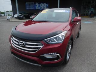 Used 2017 Hyundai Santa Fe Sport AWD,2.0T,SE,CUIR,TOIT PANO,CAMÉRA,BANCS CHAUFFANTS for sale in Mirabel, QC