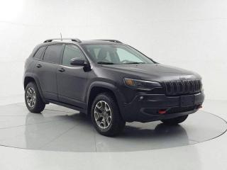 Used 2020 Jeep Cherokee Trailhawk for sale in Steinbach, MB