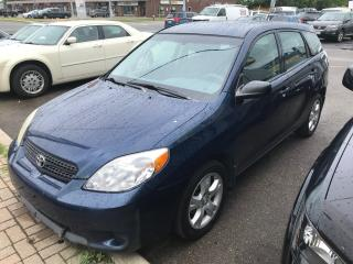 Used 2008 Toyota Matrix BASE for sale in Mississauga, ON