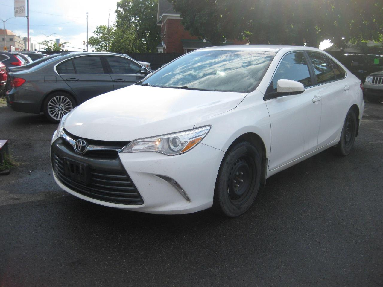 2016 Toyota Camry LE Reverse Cam AC Bluetooth PL PM PW