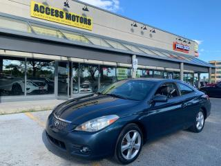 Used 2007 Toyota Camry Solara for sale in North York, ON
