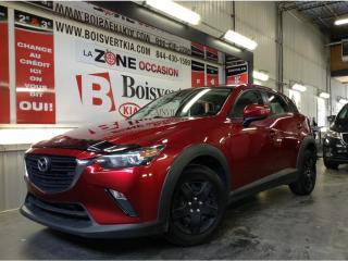 Used 2019 Mazda CX-3 CX-3 GX AWD CAMÉRA DE RECULE SEUL 38000KM for sale in Blainville, QC