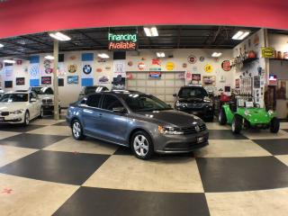 Used 2016 Volkswagen Jetta Sedan 1.4TSI TRENDLINE  AUT0 SUNROOF BACKUP CAMERA 75K for sale in North York, ON