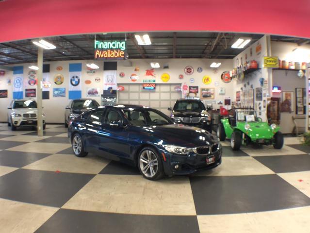 2016 BMW 4 Series 428I X DRIVE GRAN COUPE AUT0 AWD SPORT   NAVI PKG CAMERA 78K