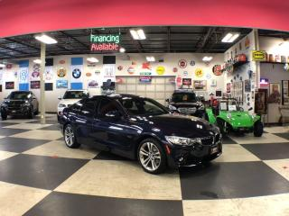 Used 2016 BMW 4 Series 428I X DRIVE GRAN COUPE AUT0 AWD SPORT   NAVI PKG CAMERA 62K for sale in North York, ON
