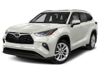 New 2020 Toyota Highlander Platinum for sale in Grand Falls-Windsor, NL