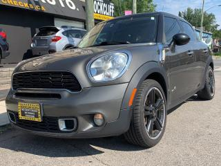 Used 2012 MINI Cooper Countryman AWD 4dr S ALL4 for sale in Scarborough, ON