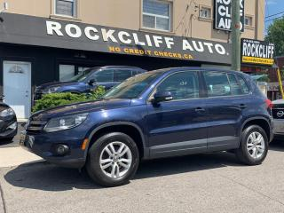 Used 2015 Volkswagen Tiguan for sale in Scarborough, ON