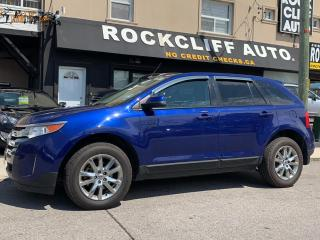 Used 2013 Ford Edge 4DR Sel AWD for sale in Scarborough, ON