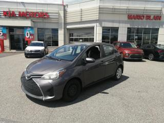 Used 2015 Toyota Yaris LE AIR CLIMATISE WOW for sale in Mcmasterville, QC