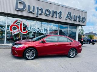 Used 2015 Toyota Camry Berline 4 portes, 4 cyl. en ligne, boîte for sale in Alma, QC