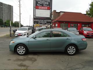 Used 2010 Toyota Camry LE/ CERTIFIED / ONE OWNER / NO ACCIDENT/NEW BRAKES for sale in Scarborough, ON