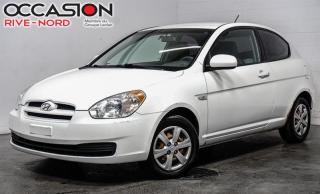 Used 2010 Hyundai Accent Hatchback Automatique A/C+++ for sale in Boisbriand, QC