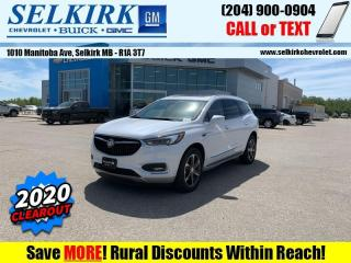 New 2020 Buick Enclave Premium  - Sunroof - Navigation for sale in Selkirk, MB