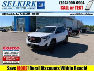 New 2020 GMC Terrain SLT  - Navigation - Sunroof - Power Liftgate for sale in Selkirk, MB