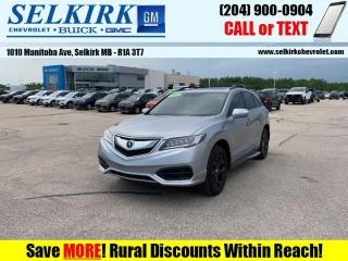 Used 2018 Acura RDX Tech AWD  Loaded w/Sport package!! for sale in Selkirk, MB