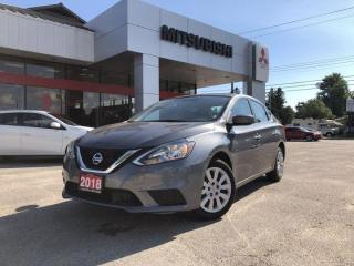 Used 2018 Nissan Sentra SV for sale in North Bay, ON