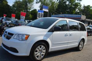 Used 2016 Dodge Grand Caravan SXT for sale in Richmond Hill, ON