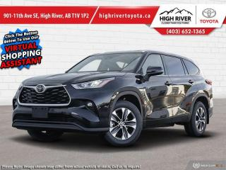 New 2020 Toyota Highlander XLE for sale in High River, AB