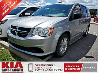 Used 2015 Dodge Grand Caravan SXT ** CAMÉRA DE RECUL / DVD for sale in St-Hyacinthe, QC
