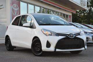 Used 2015 Toyota Yaris CE HB BASE for sale in Pointe-Claire, QC