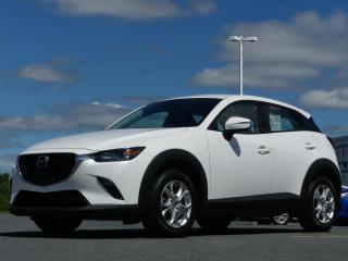 Used 2019 Mazda CX-3 GS TRACTION ITEGRALE JAMAIS ACCIDENTE! for sale in St-Georges, QC