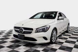 Used 2018 Mercedes-Benz CLA-Class 250 4Matic Sunroof Leather Nav Cam Heated Seats for sale in New Westminster, BC