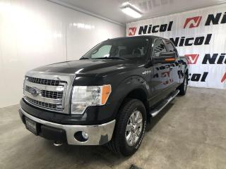 Used 2014 Ford F-150 XLT CREW CAB! Très propre !! for sale in La Sarre, QC