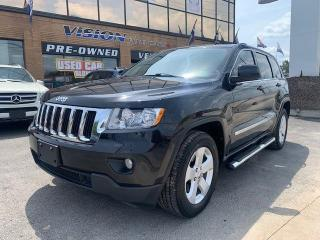 Used 2013 Jeep Grand Cherokee 4WD 4dr Laredo / LEATHER / POWER SUNROOF for sale in North York, ON