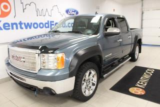 Used 2013 GMC Sierra 1500 3 MONTH DEFERRAL! *oac | SLT 4WD | Leather for sale in Edmonton, AB