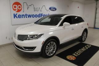 Used 2018 Lincoln MKX Reserve for sale in Edmonton, AB