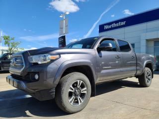 Used 2016 Toyota Tacoma TRD SPORT/4X4/SUNROOF/BACKUPCAM/ for sale in Edmonton, AB