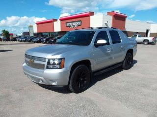 Used 2011 Chevrolet Avalanche LT w/1SC *LOW KILOMETERS* for sale in Steinbach, MB
