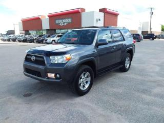 Used 2011 Toyota 4Runner SR5 4dr 4WD 4-Door for sale in Steinbach, MB