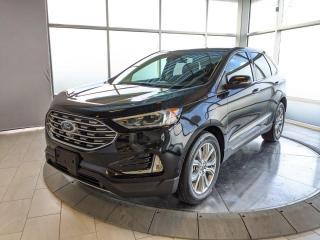 Used 2019 Ford Edge Titanium for sale in Edmonton, AB