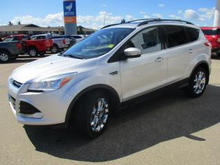 Used 2013 Ford Escape SEL for sale in Wetaskiwin, AB