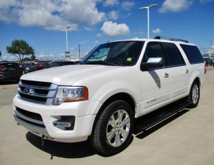 Used 2017 Ford Expedition Max Platinum for sale in Estevan, SK