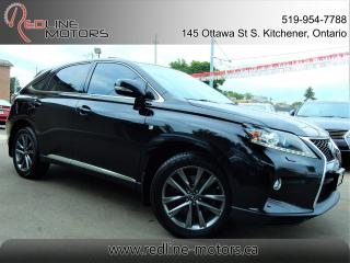 Used 2015 Lexus RX 350 F-Sport ***PENDING SALE*** for sale in Kitchener, ON