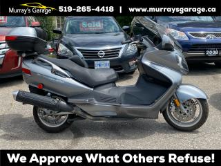 Used 2004 Suzuki Burgman 650 for sale in Guelph, ON