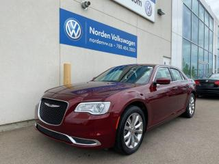 Used 2019 Chrysler 300 TOURING AWD - BLUETOOTH / BACKUP CAM for sale in Edmonton, AB
