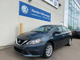 Used 2018 Nissan Sentra SV AUTO - HEATED SEATS / BACKUP CAM / BLUETOOTH for sale in Edmonton, AB