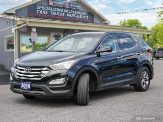Used 2016 Hyundai Santa Fe Sport Premium for sale in Orillia, ON