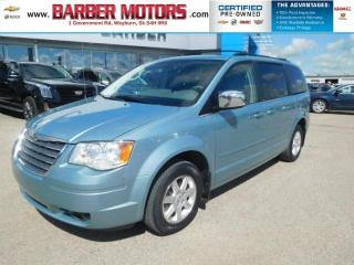Used 2008 Chrysler Town & Country TOURING for sale in Weyburn, SK