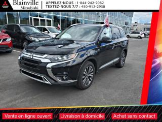 Used 2020 Mitsubishi Outlander EX-L CUIR + SYSTEME DE SON + HID for sale in Blainville, QC