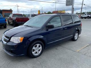 Used 2012 Dodge Grand Caravan SXT STOW & GO DVD !! for sale in Val-D'or, QC