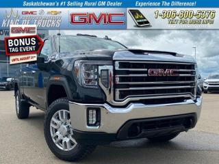 New 2020 GMC Sierra 2500 HD SLT for sale in Rosetown, SK