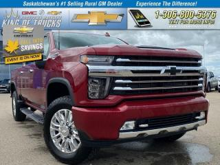 New 2020 Chevrolet Silverado 2500 HD High Country for sale in Rosetown, SK
