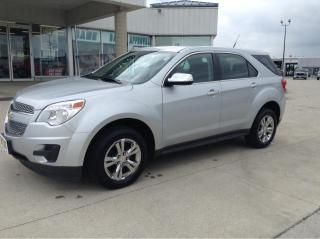 Used 2011 Chevrolet Equinox LS for sale in Tilbury, ON